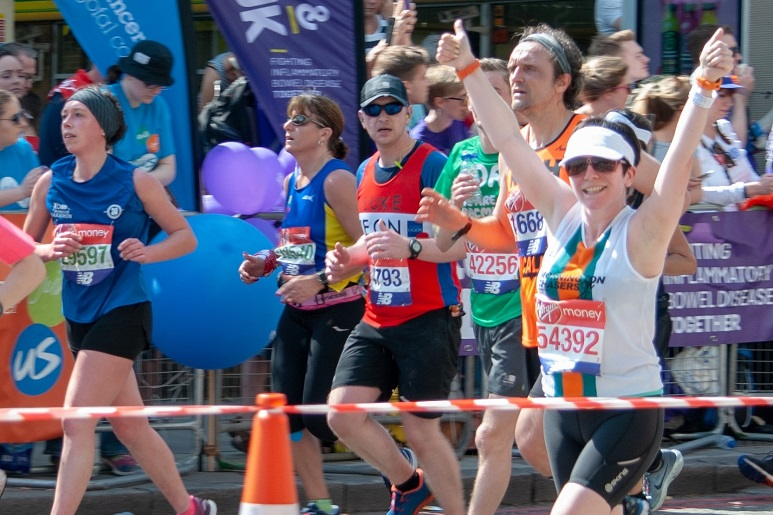 London Marathon Image