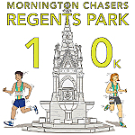 Mornington Chasers Regent's Park 10k